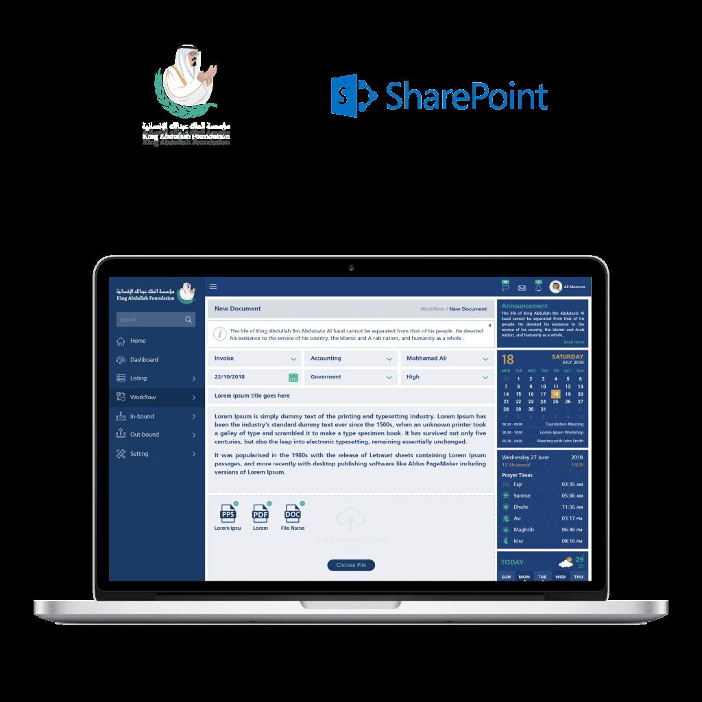 KAIF, mobile application, web application