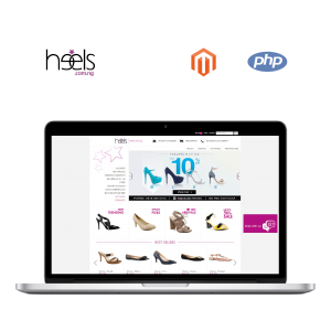 Heels, web Application, mobile application