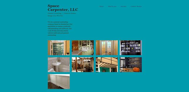 Types of websites -Brochure